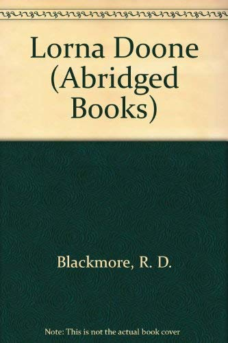 9780582232174: Lorna Doone (Abridged Books)