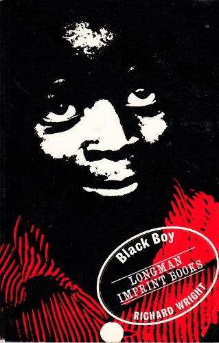 9780582233805: Black Boy: A Record of Childhood and Youth (Longman Imprint Books)