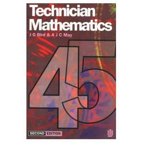 9780582234253: Technician Mathematics 4/5 (Longman Technician Series. Mathematics & Sciences)