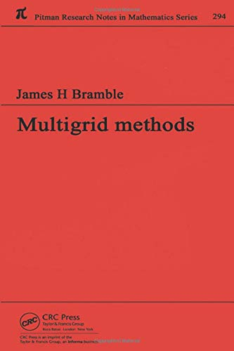 9780582234352: Multigrid Methods (Chapman & Hall/CRC Research Notes in Mathematics Series)