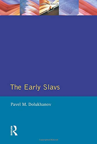 9780582236189: The Early Slavs: Eastern Europe from the Initial Settlement to the Kievan Rus