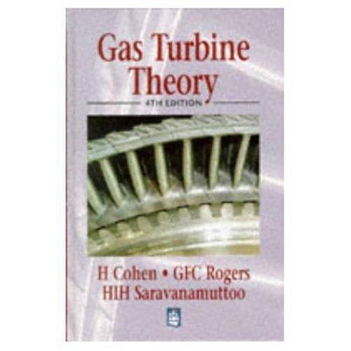 9780582236325: Gas Turbine Theory