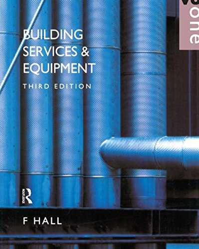 9780582236523: Building Services and Equipment: Volume 1: v. 1