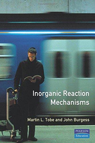 9780582236776: Inorganic Reaction Mechanisms