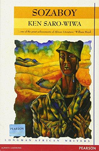 9780582236998: Sozaboy: A novel in rotten English (Longman African Writers/Classics)