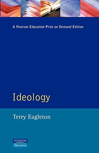 9780582237162: Ideology (Longman Critical Readers)