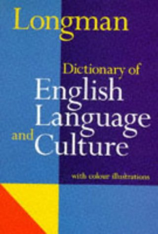 9780582237209: DICTIONNAIRE ENGLISH LANGUAGE AND CULTURE (Dictionary)