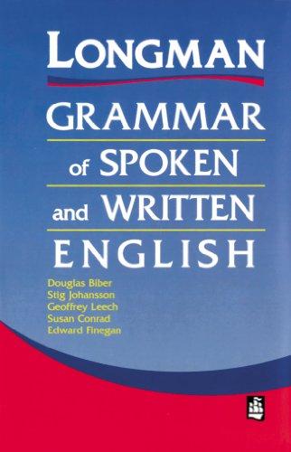 9780582237254: Longman Grammar of Spoken and Written English
