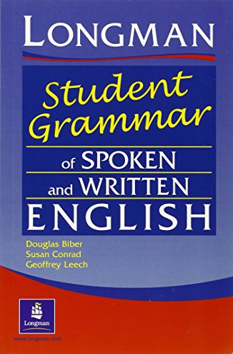 9780582237261: Longman Student Grammar of Spoken and Written English