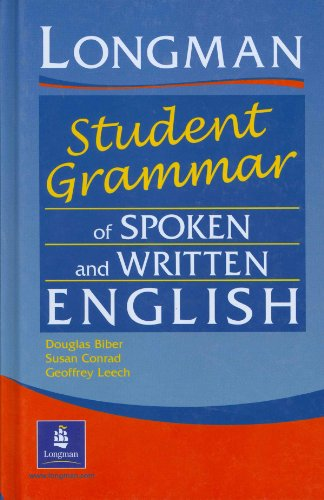 9780582237278: The Longman's Student Grammar of Spoken and Written English (Grammar Reference)