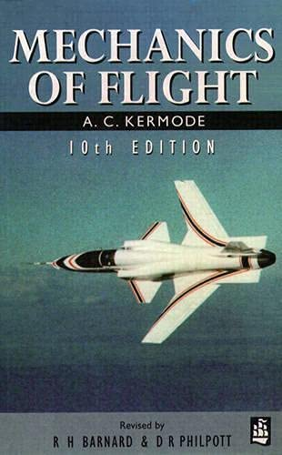 9780582237407: Mechanics of Flight (10th Edition)