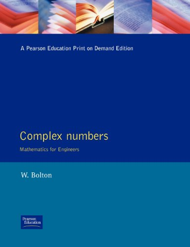 9780582237414: Complex Numbers (Mathematics for Engineers)