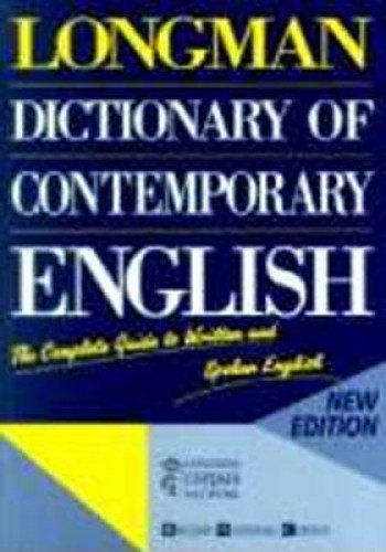 9780582237490: Longman Dictionary of Contemporary English: Low-Priced Edition