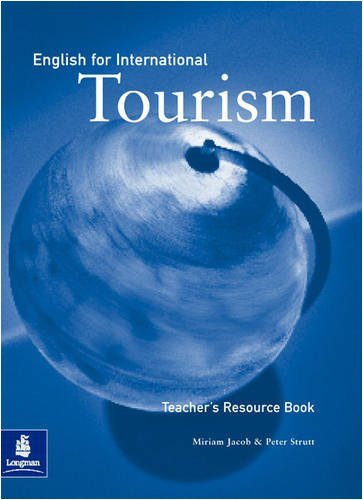 9780582237544: English for International Tourism Teachers Book 1st Edition (English for Tourism)