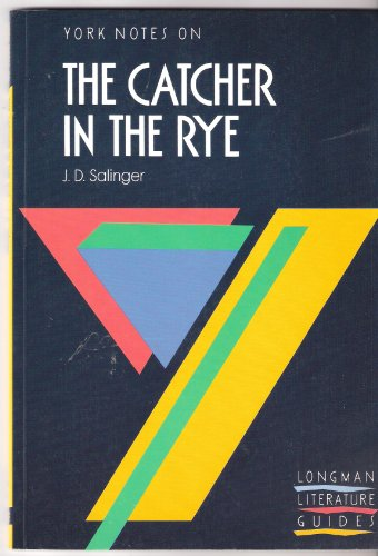 9780582237674: York Notes on J.D.Salinger's