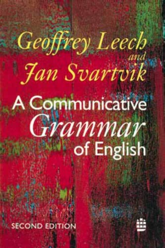 9780582238275: A Communicative Grammar of English