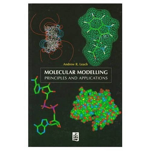9780582239333: Molecular Modelling: Principles and Applications