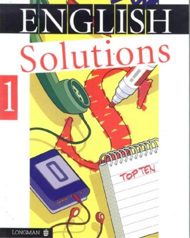 English Solutions Book 1 Paper: Bk. 1: Jim Sweetman, Shelagh