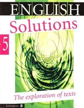 English Solutions: Bk. 5 The exploration of: Hubbard, Shelagh, Mannion,