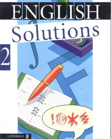 English Solutions Book 2 Paper: Bk.2: Jim Sweetman, Shelagh