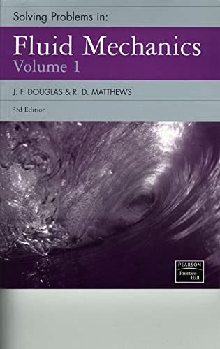 9780582239876: Solving Problems in Fluid Mechanics