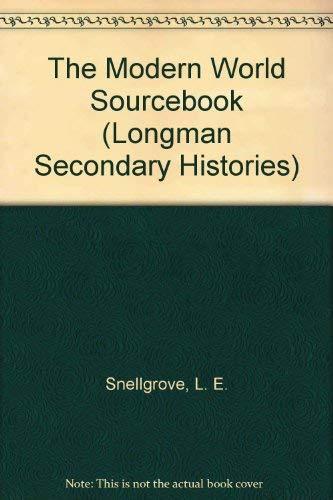 9780582243736: Modern World Sourcebook (Longman Secondary Histories)