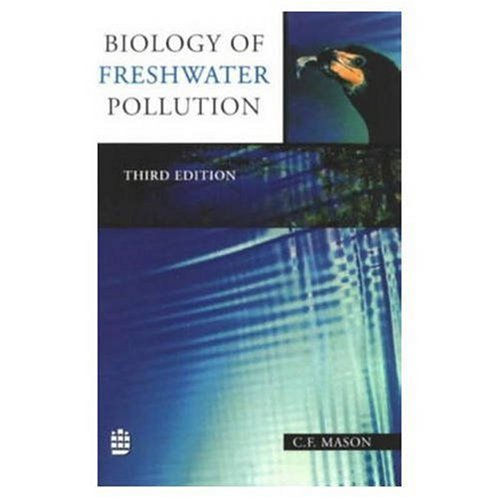 9780582247321: Biology of Freshwater Pollution