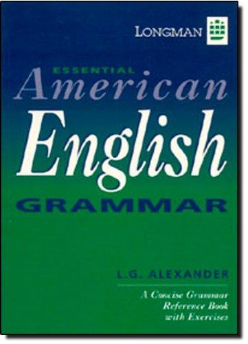 9780582247406: The Essential English Grammar: American Edition
