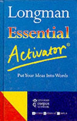 9780582247413: Longman Essential Activator