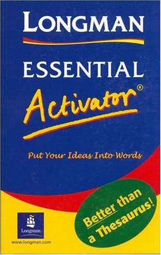 9780582247420: Longman Essential Activator