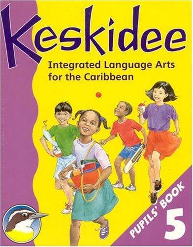 9780582248069: Keskidee Pupils' Book 5