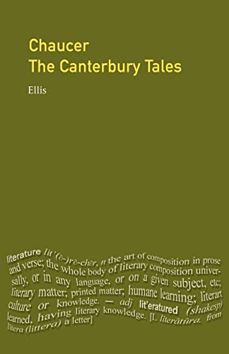 9780582248816: Chaucer: The Canterbury Tales (Longman Critical Readers)