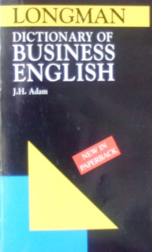 9780582251267: Longman Dictionary of Business English