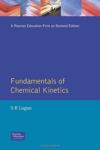 9780582251854: FUNDAMENTALS OF CHEMICAL KINETICS