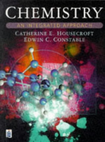 Chemistry: An Integrated Approach: Housecroft, Prof Catherine