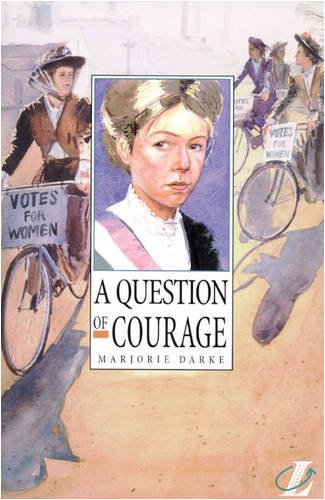 9780582253957: A Question of Courage (NEW LONGMAN LITERATURE 11-14)