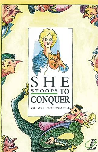 She Stoops to Conquer (NEW LONGMAN LITERATURE: Oliver Goldsmith, Roy