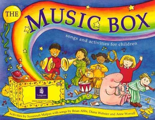 9780582255975: The Music Box: Songs and Activities for Children