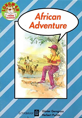 9780582259133: African Adventure (Longman Young Readers)