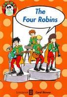 9780582259225: LYR:Four Robins, The Playlet 6 (Longman Readers)