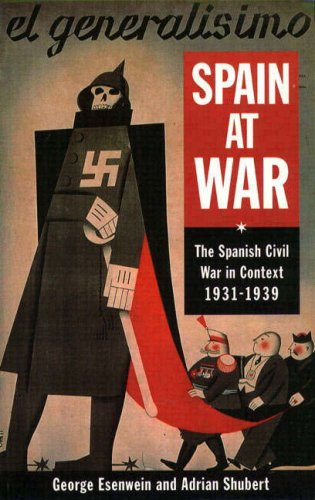 9780582259430: Spain at War: The Spanish Civil War in Context 1931-1939: Spanish Civil War in Context, 1931-39