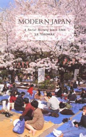 9780582259621: Modern Japan: A Social History Since 1868