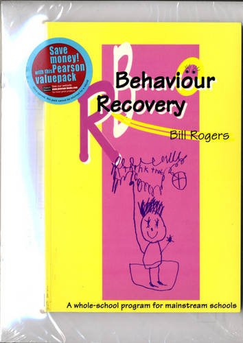 9780582264274: Behaviour Recovery: A Whole-School Programme for Mainstream Schools