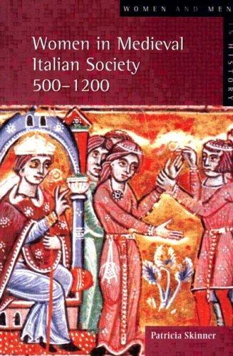 9780582273689: Women In Medieval Italian Society 500-1200