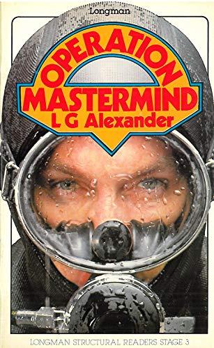 9780582273986: Operation Mastermind (Longman Originals)