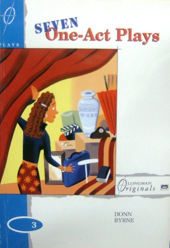 9780582274006: Seven One-Act Plays (Longman Originals)