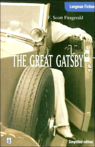 9780582275157: The Great Gatsby, Simplified Edition (Longman Fiction)
