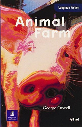 9780582275249: Animal farm (Longman Readers)