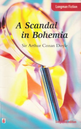 9780582275324: A Scandal in Bohemia (Longman Fiction)
