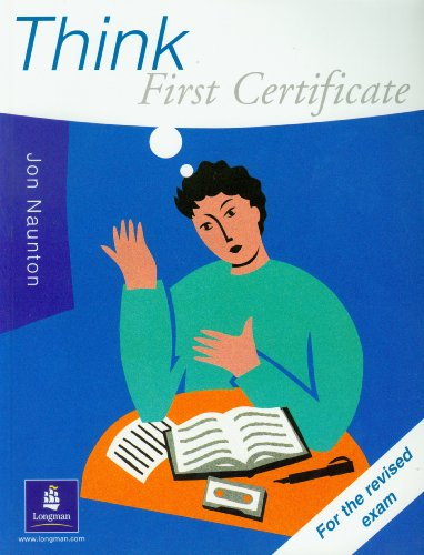 9780582276284: Think: First Certificate